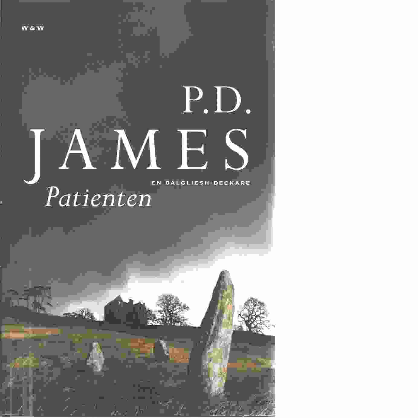 Patienten  - James, P. D.