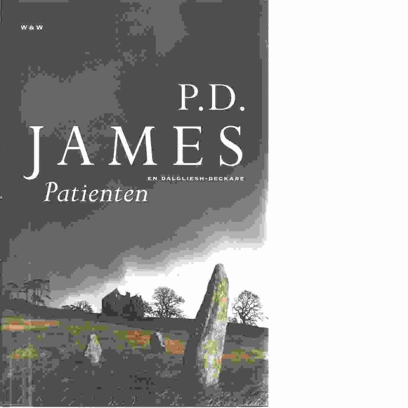 Patienten  - James, P. D.