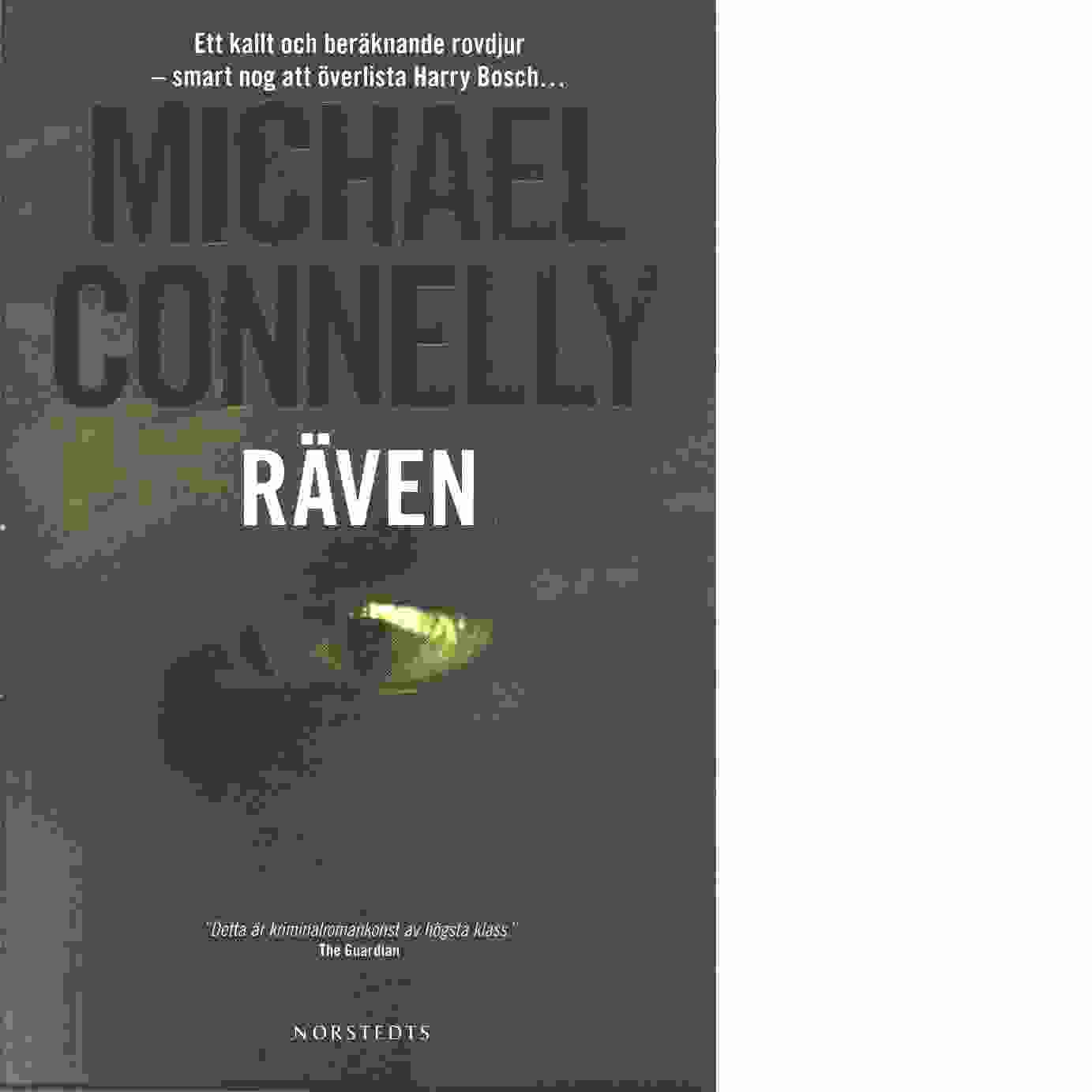 Räven - Connelly, Michael