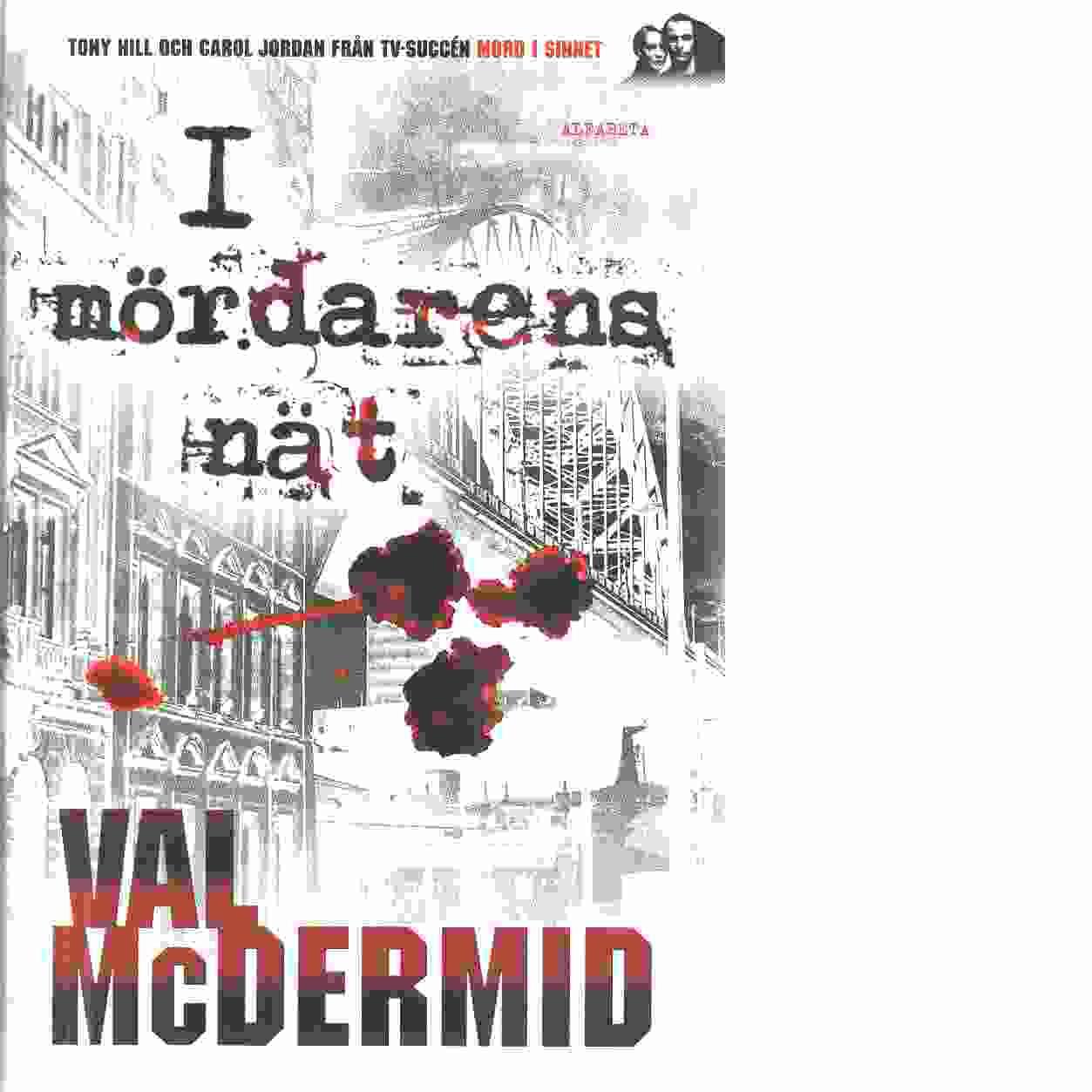 I mördarens nät  - McDermid, Val