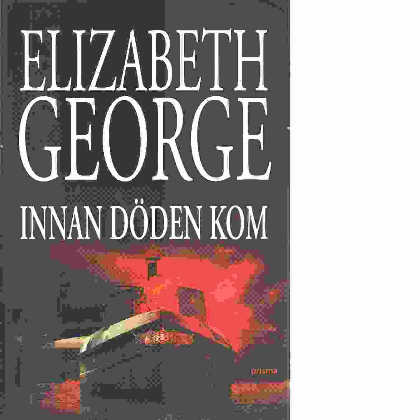Innan döden kom - George, Elizabeth