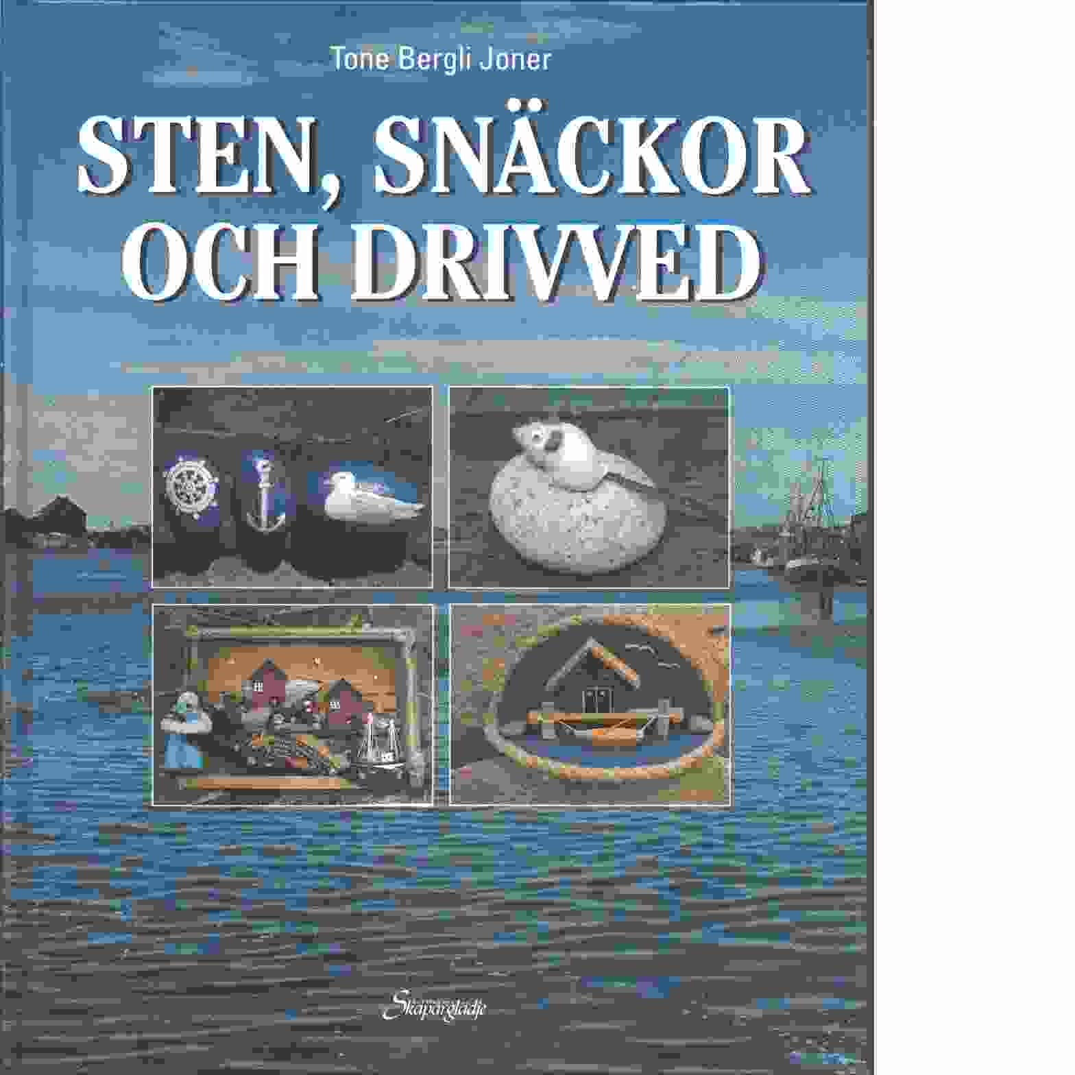 Sten, snäckor och drivved  - Joner, Tone Bergli