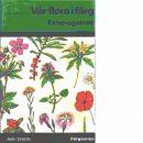 Vår flora i färg / Ivar Elvers ; färgplanscher Henning Anthon - Elvers, Ivar