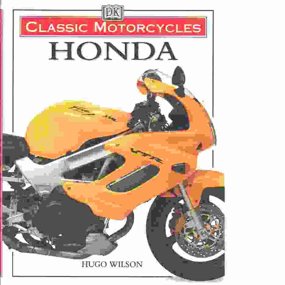 Honda - Wilson,  Hugo
