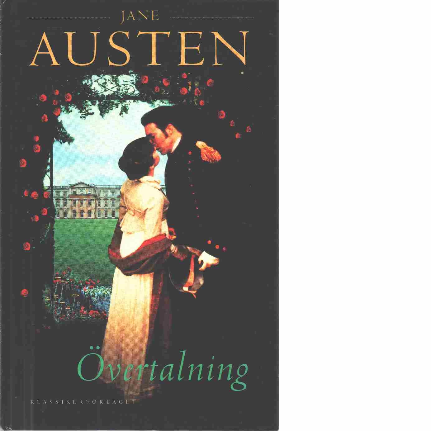 Övertalning - Austen, Jane