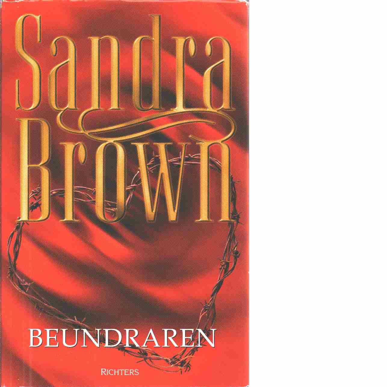 Beundraren - Brown, Sandra
