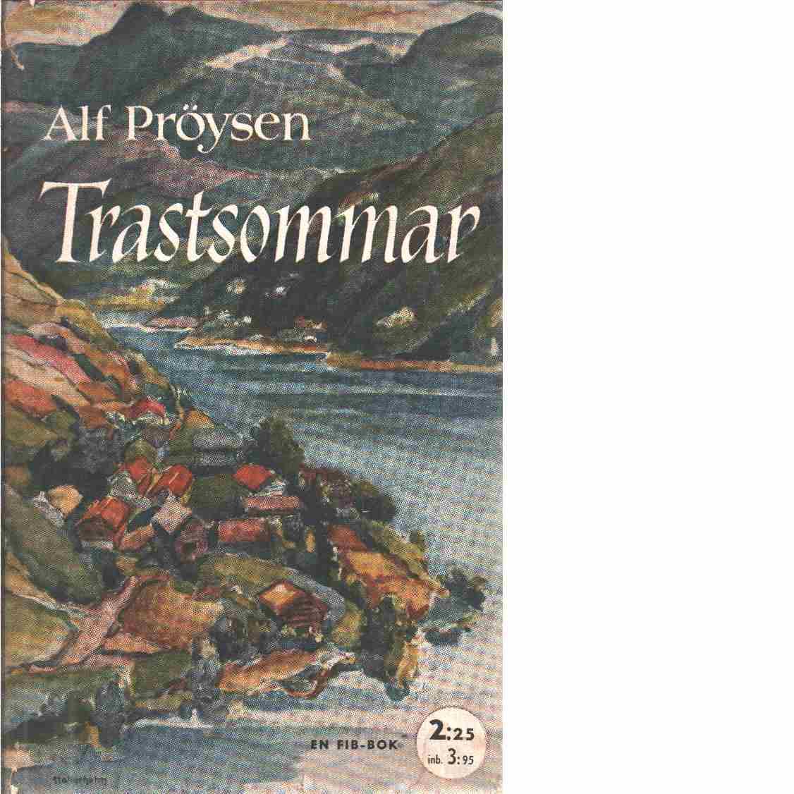 Trastsommar - Prøysen, Alf