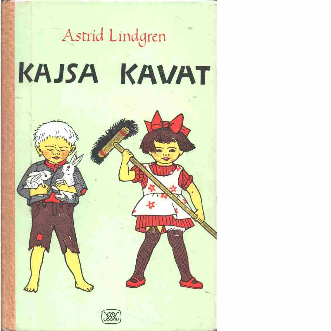 Kajsa Kavat - Lindgren, Astrid
