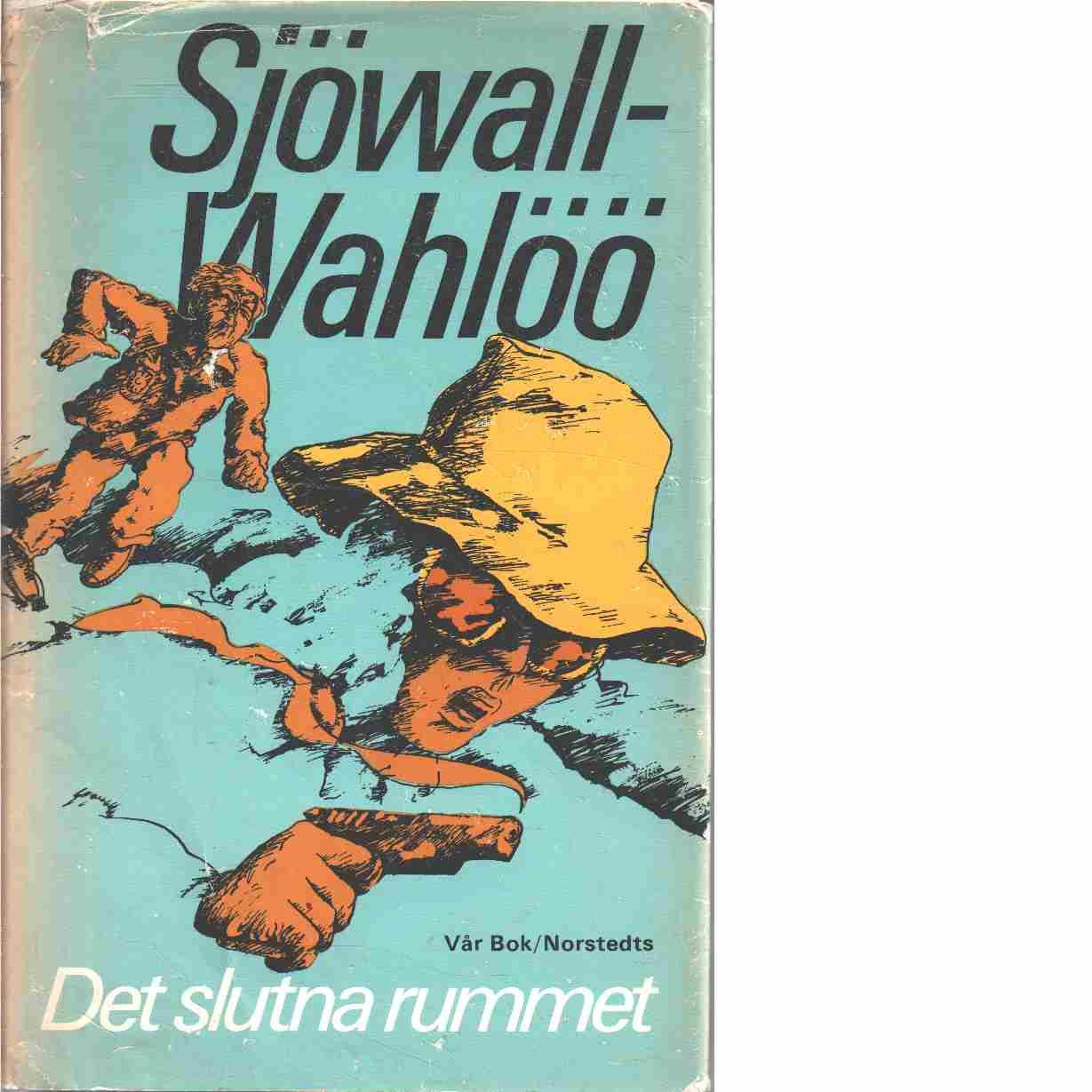 Det slutna rummet - Sjöwall, Maj och Wahlöö, Per