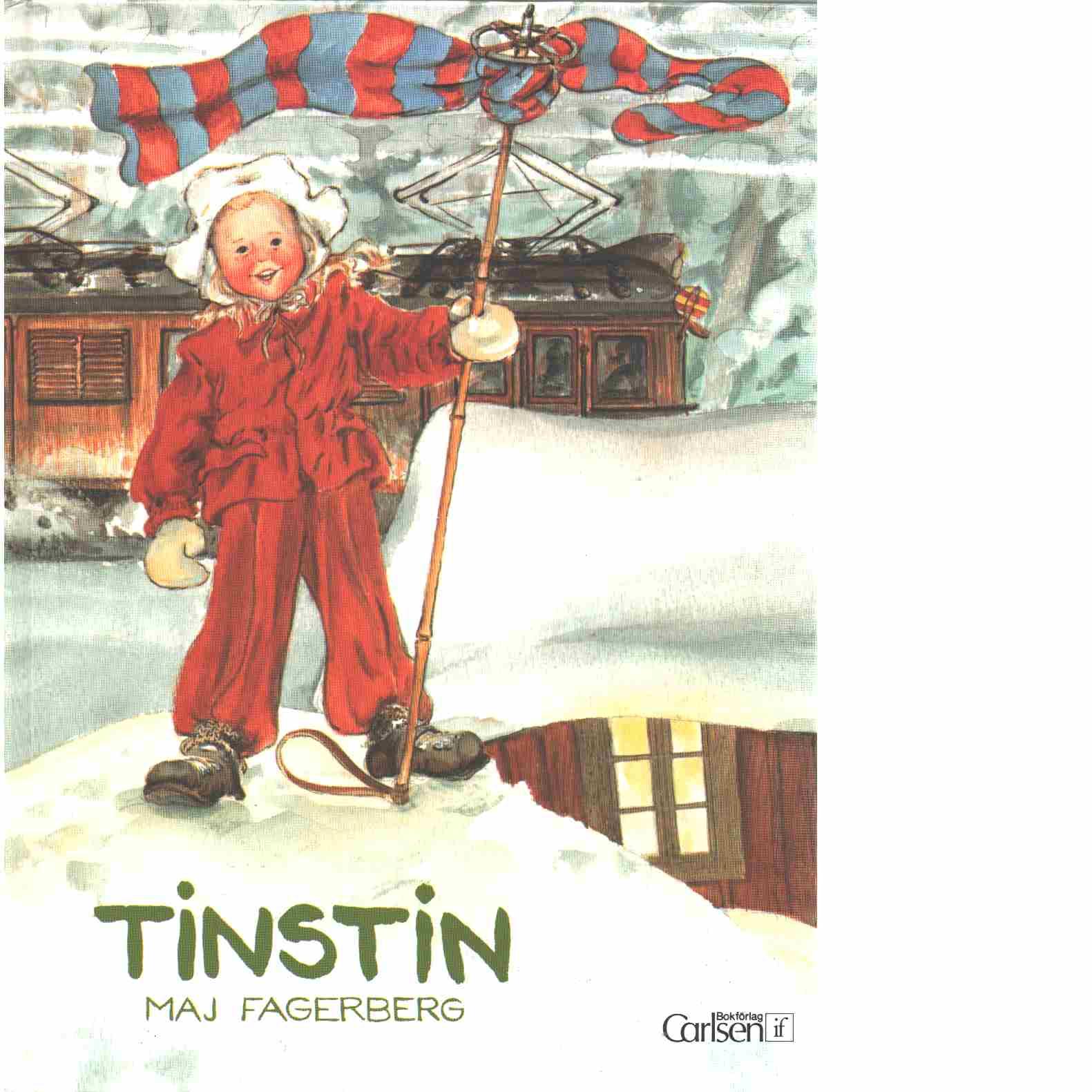 Tinstin  - Fagerberg, Maj
