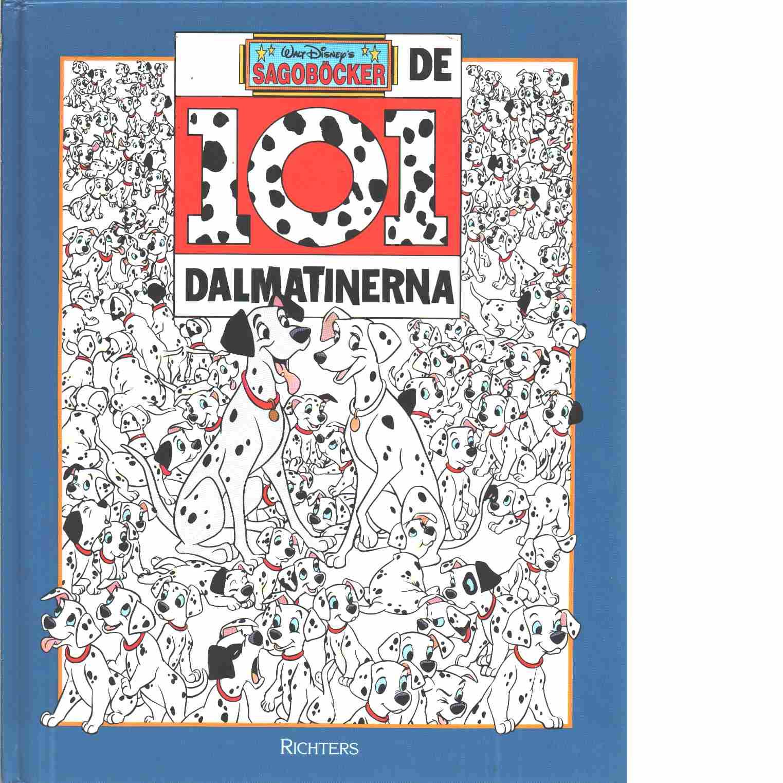 De 101 dalmatinerna - Braybrooks, Ann och DiCicco, Gil