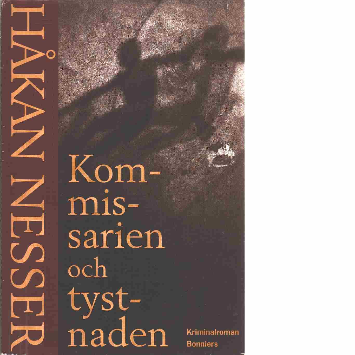 Kommissarien och tystnaden  - Nesser, Håkan