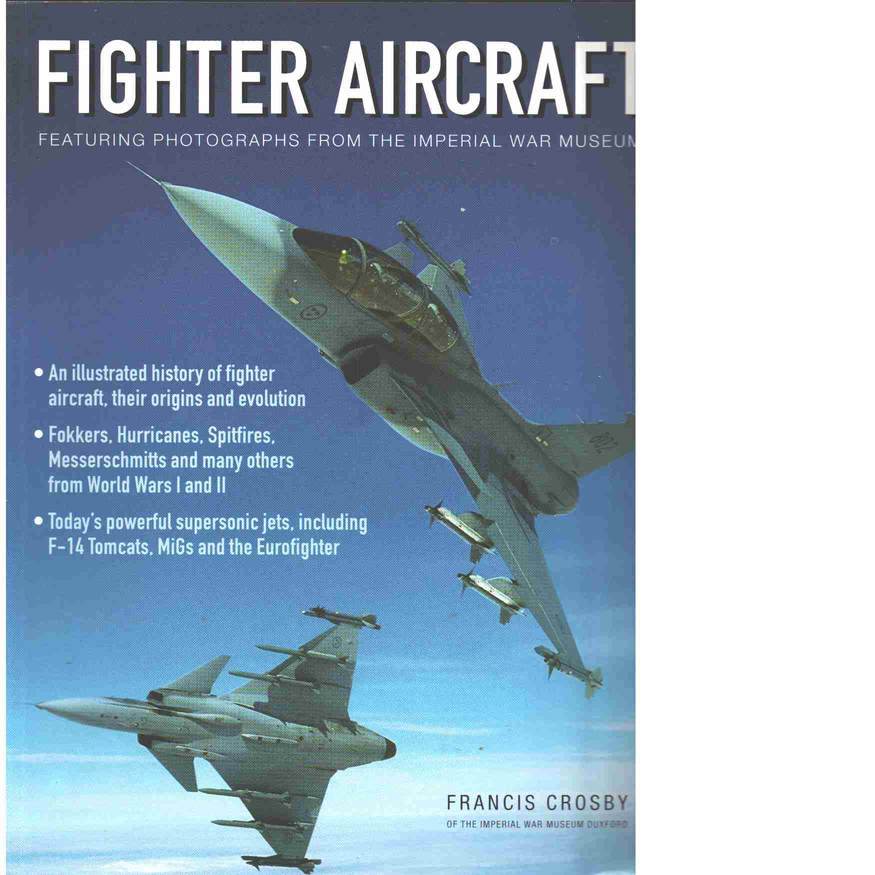 Fighter Aircraft - Crosby, Francis