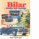Bilar - äventyr och nostalgi - Haventon, Peter
