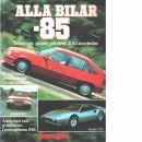 Alla bilar- 85  : uppslagsbok med data och priser på över 200 modeller  - Red . Haventon, Peter
