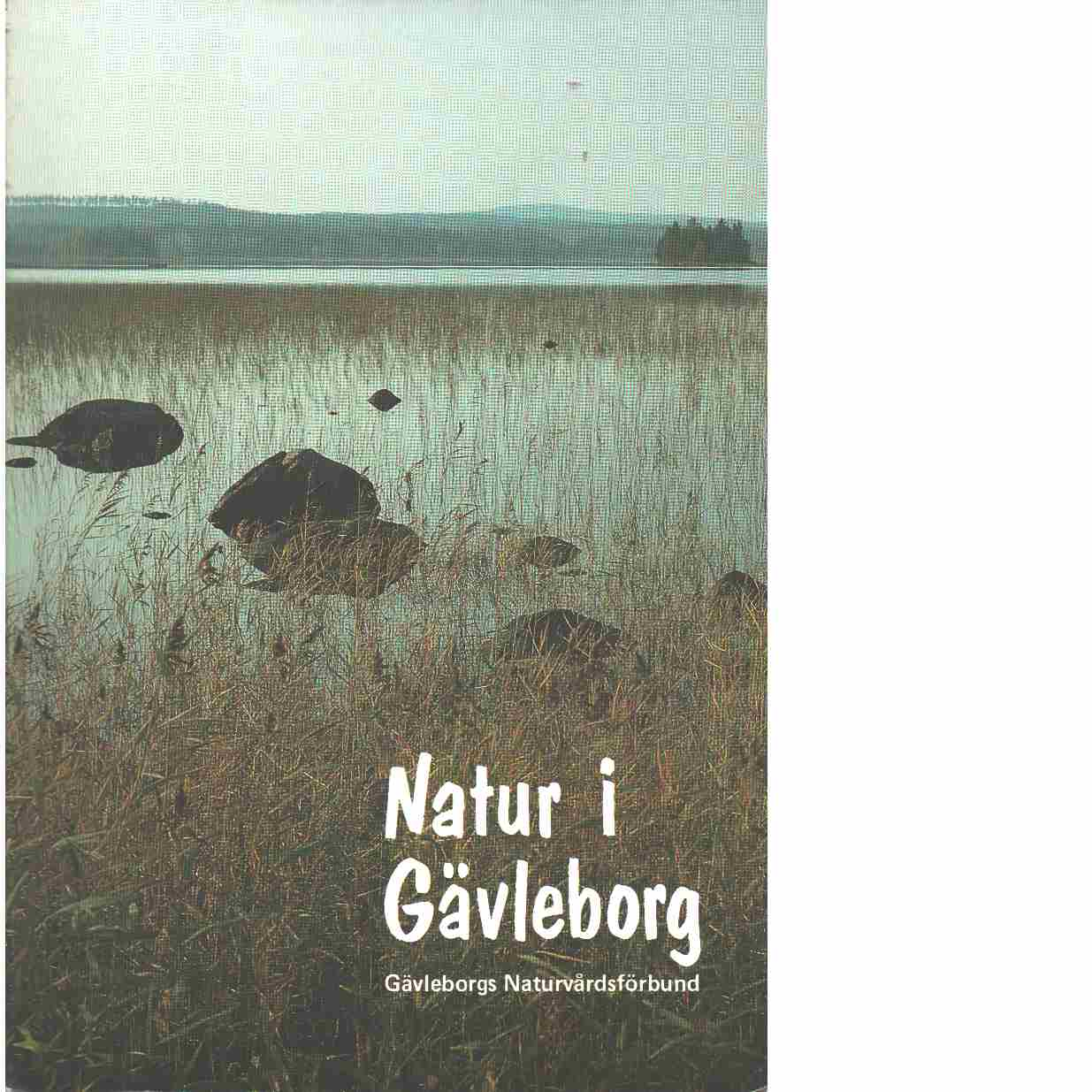 Natur i Gävleborg - Red.