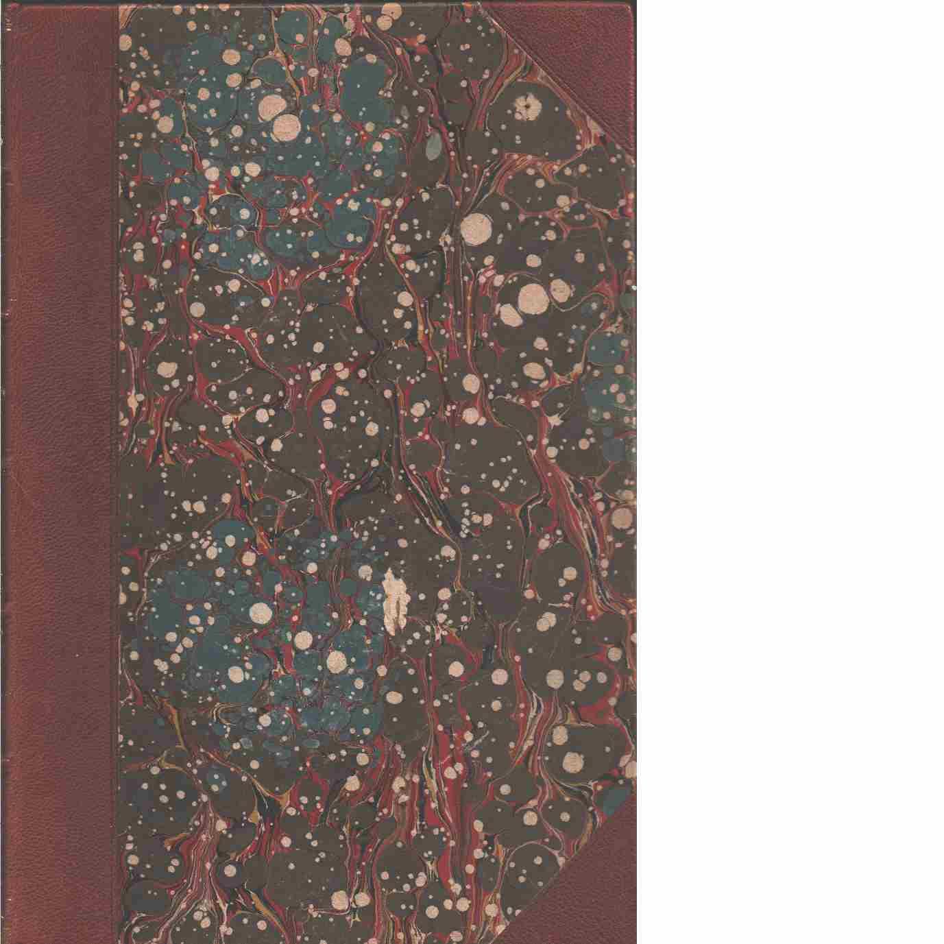 Lefnadsminnen : berättelser, reseintryck och sedemålningar m. m. från min ungdomstid - Sätherberg, Herman