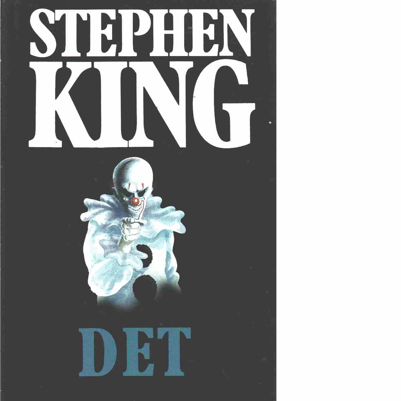 Image result for det king