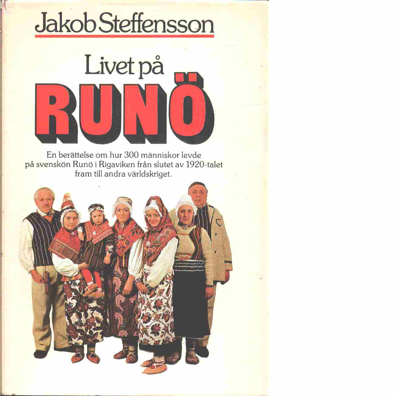 Livet på Runö - Steffensson, Jakob