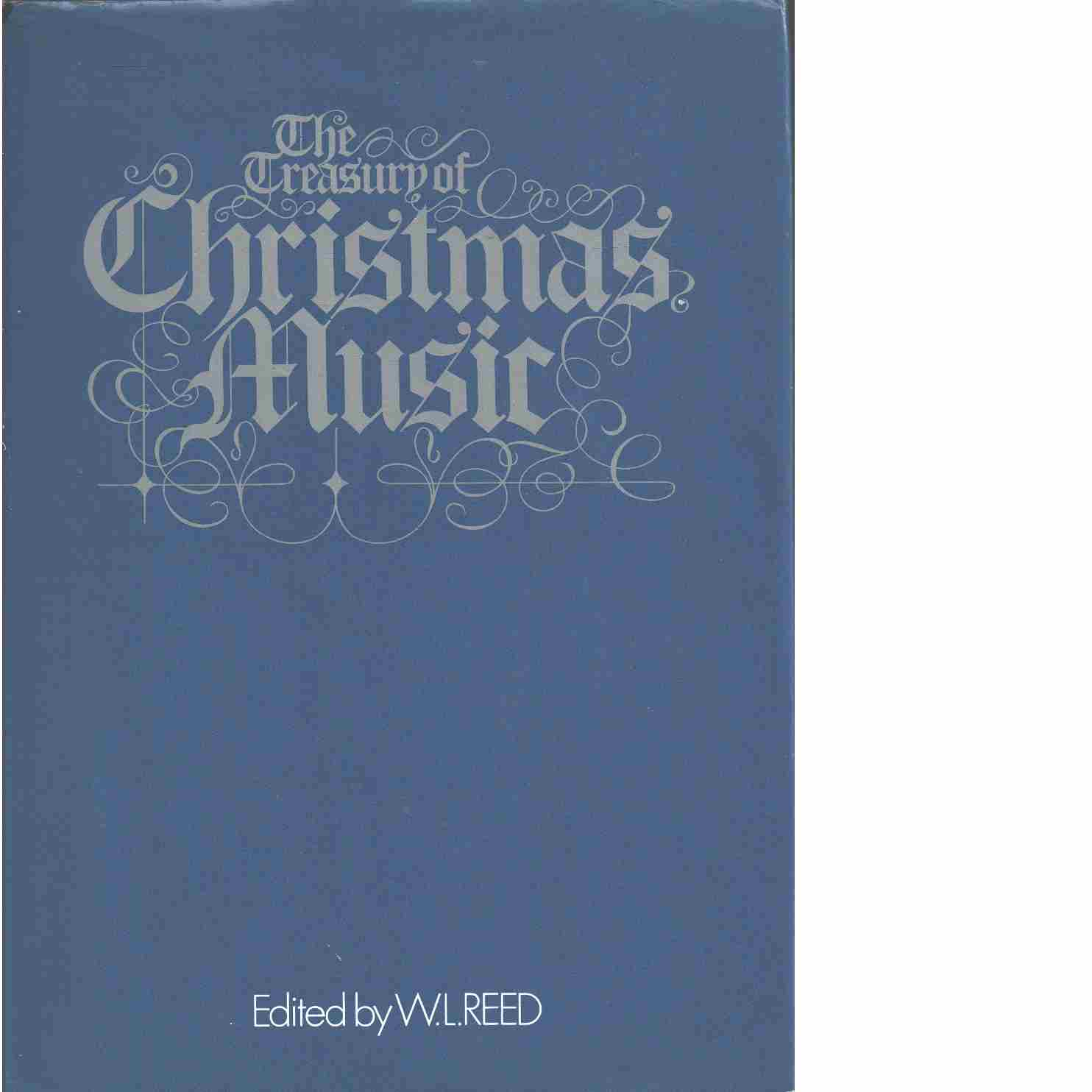 The second treasury of Christmas music [Musiktryck] - Red. Reed, William L