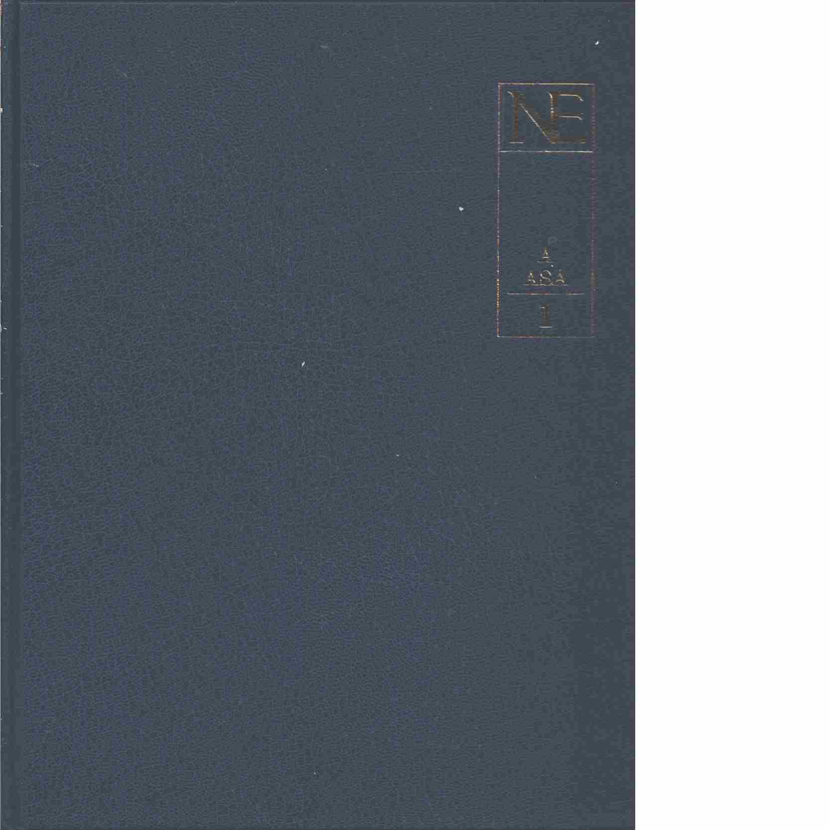 Nationalencyklopedin 1-20 +  3 supplementvolymer + Atlas Sverige + Atlas Världen - Red. Engström, Christer och Marklund, Kari