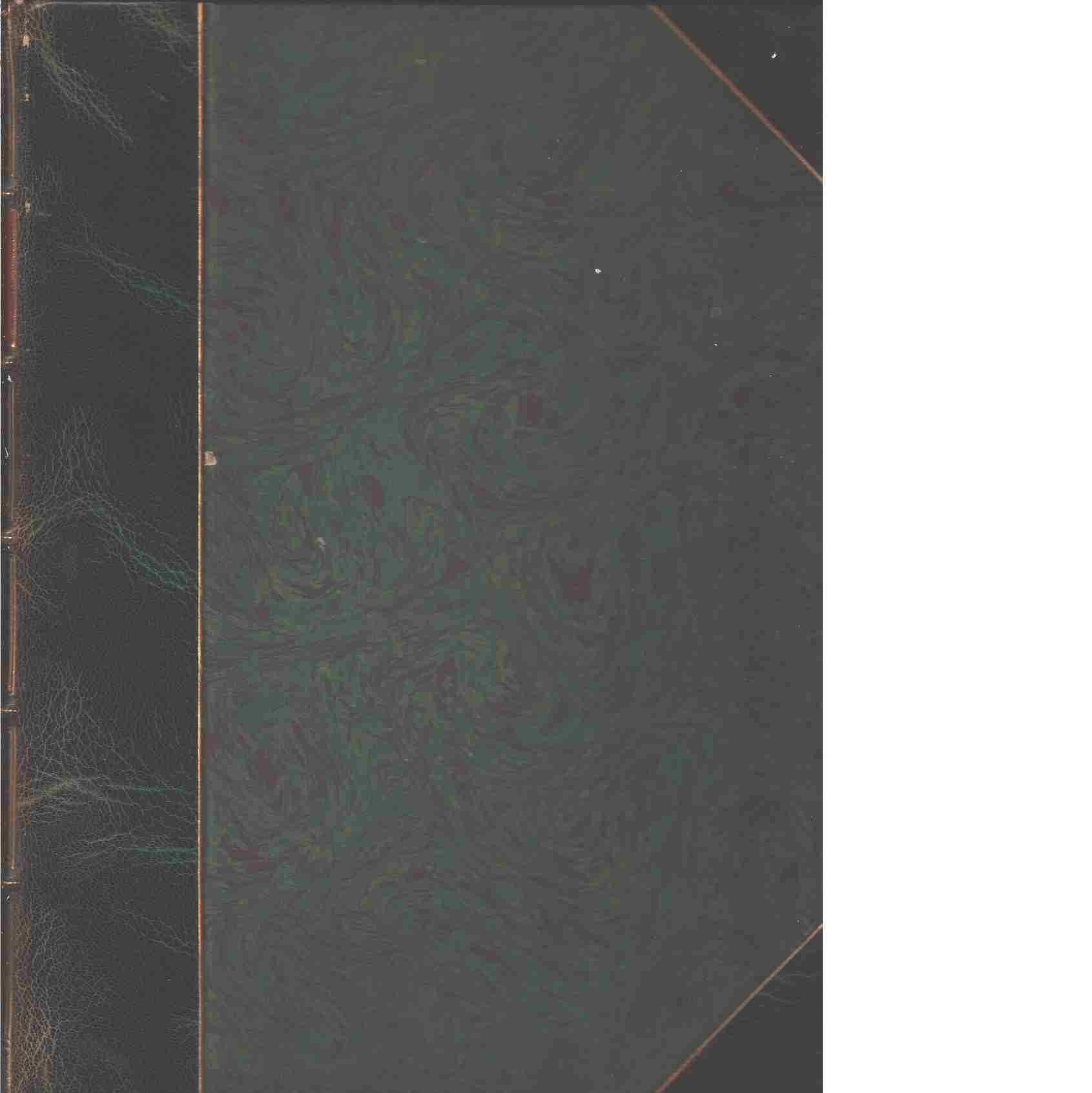 Målarkonsten från 1400 till 1800  - Rooses, Max