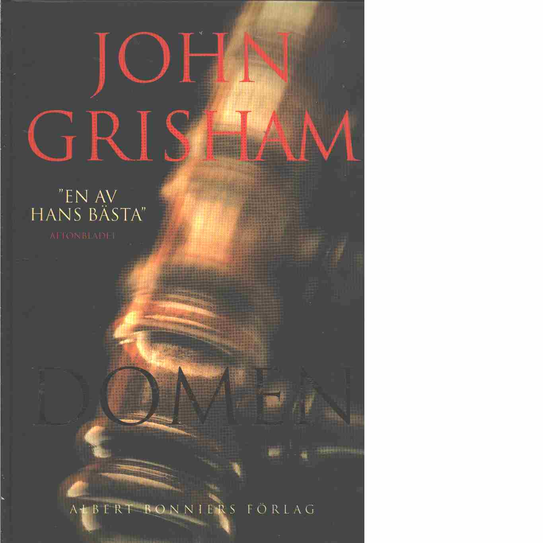 Domen - Grisham, John