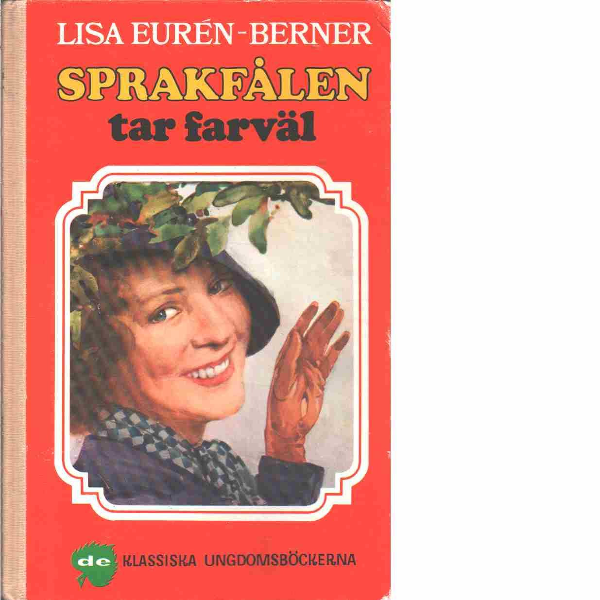 Sprakfålen tar farväl - Eurén-Berner, Lisa