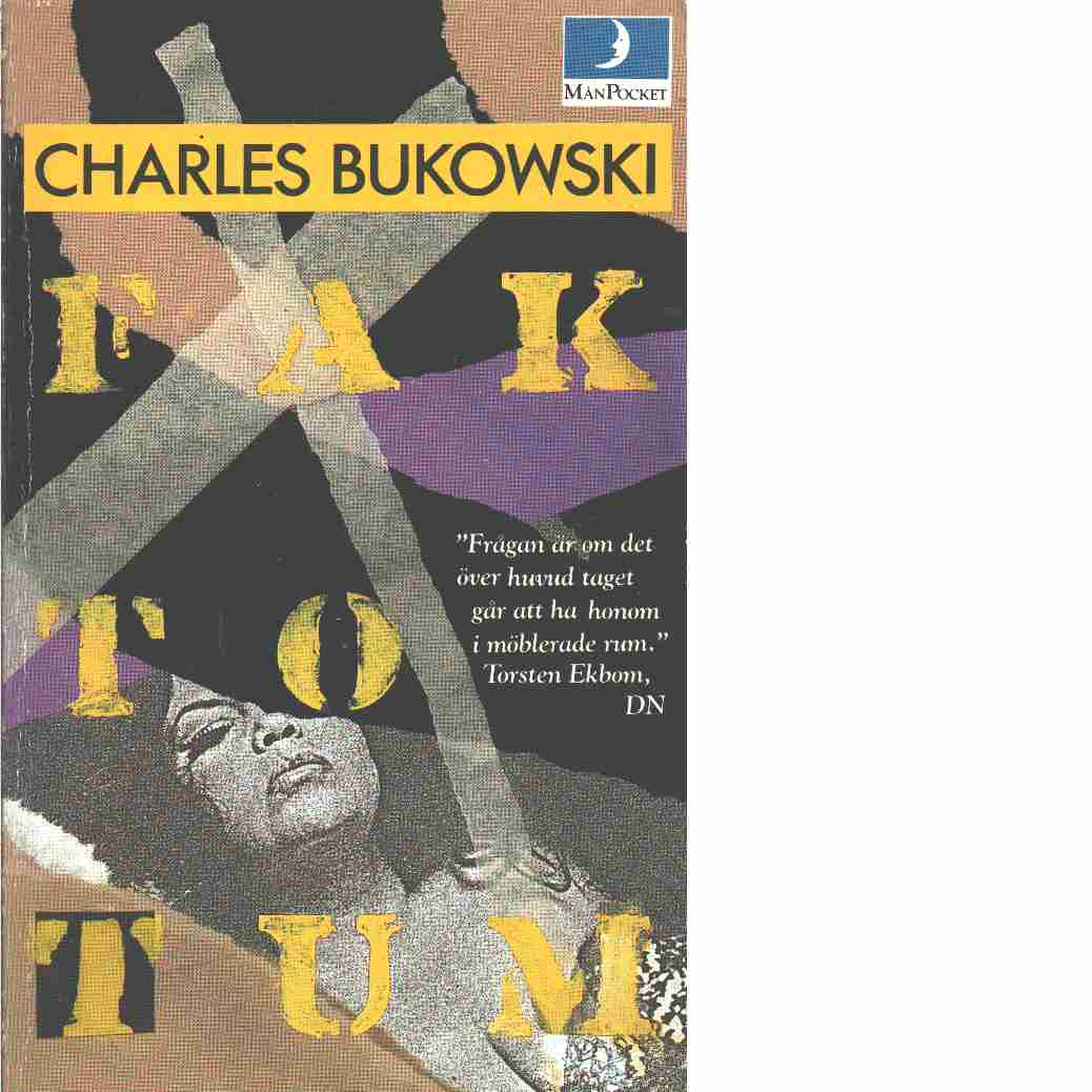Faktotum - Bukowski, Charles