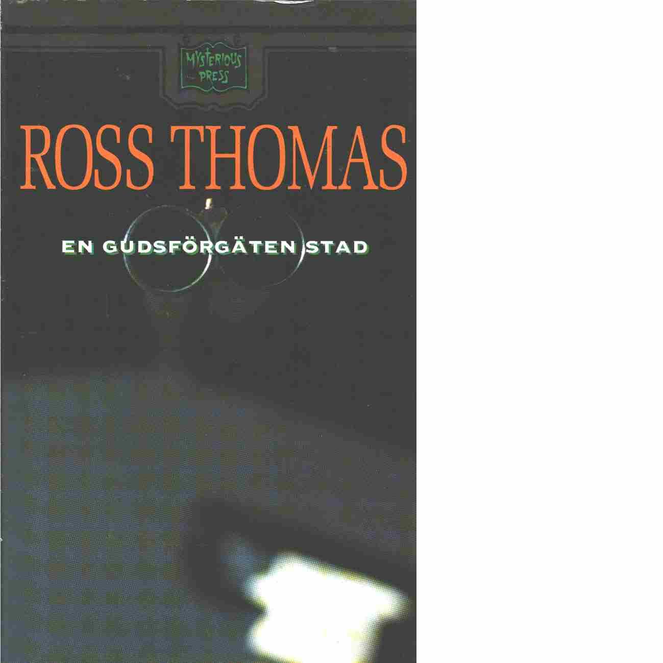 En gudsförgäten stad - Thomas, Ross