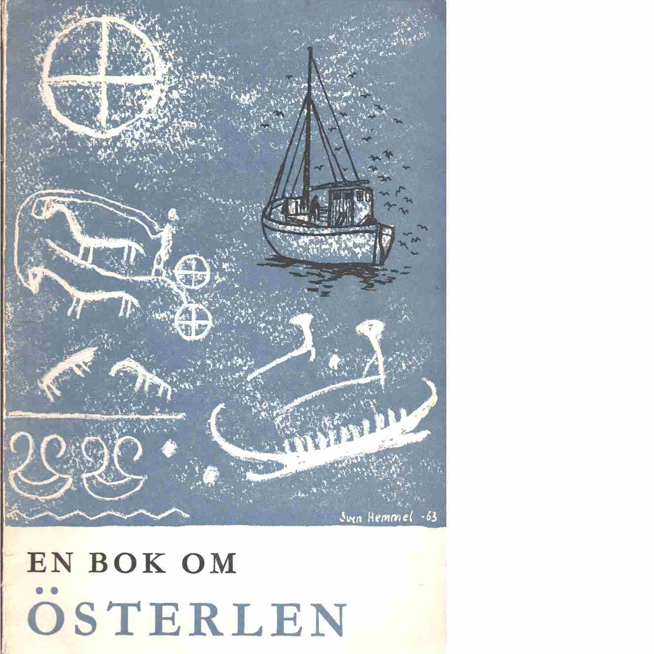 En bok om Österlen - Red.