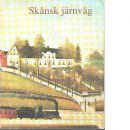 Skånsk järnväg - Red. Werdenfels, Åke