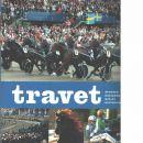 Travet : sporten, hästarna, spelet, historien - Red. Fransson, Mats