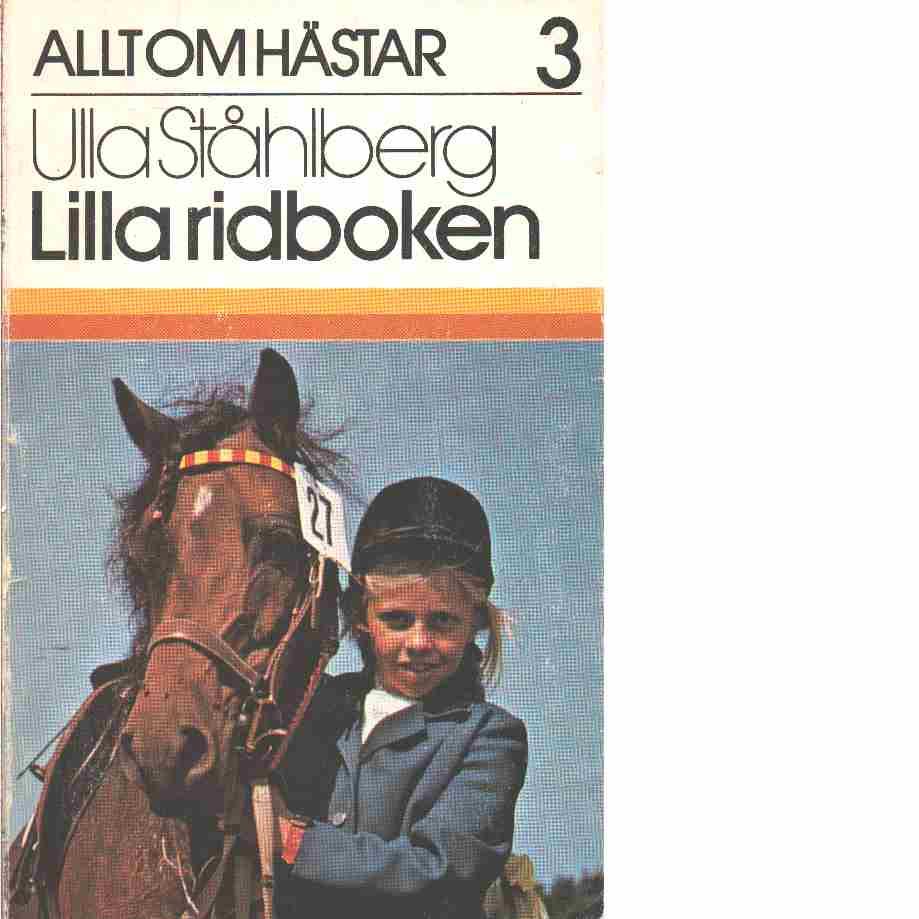 Lilla ridboken : teori för järnmärket - Ståhlberg, Ulla