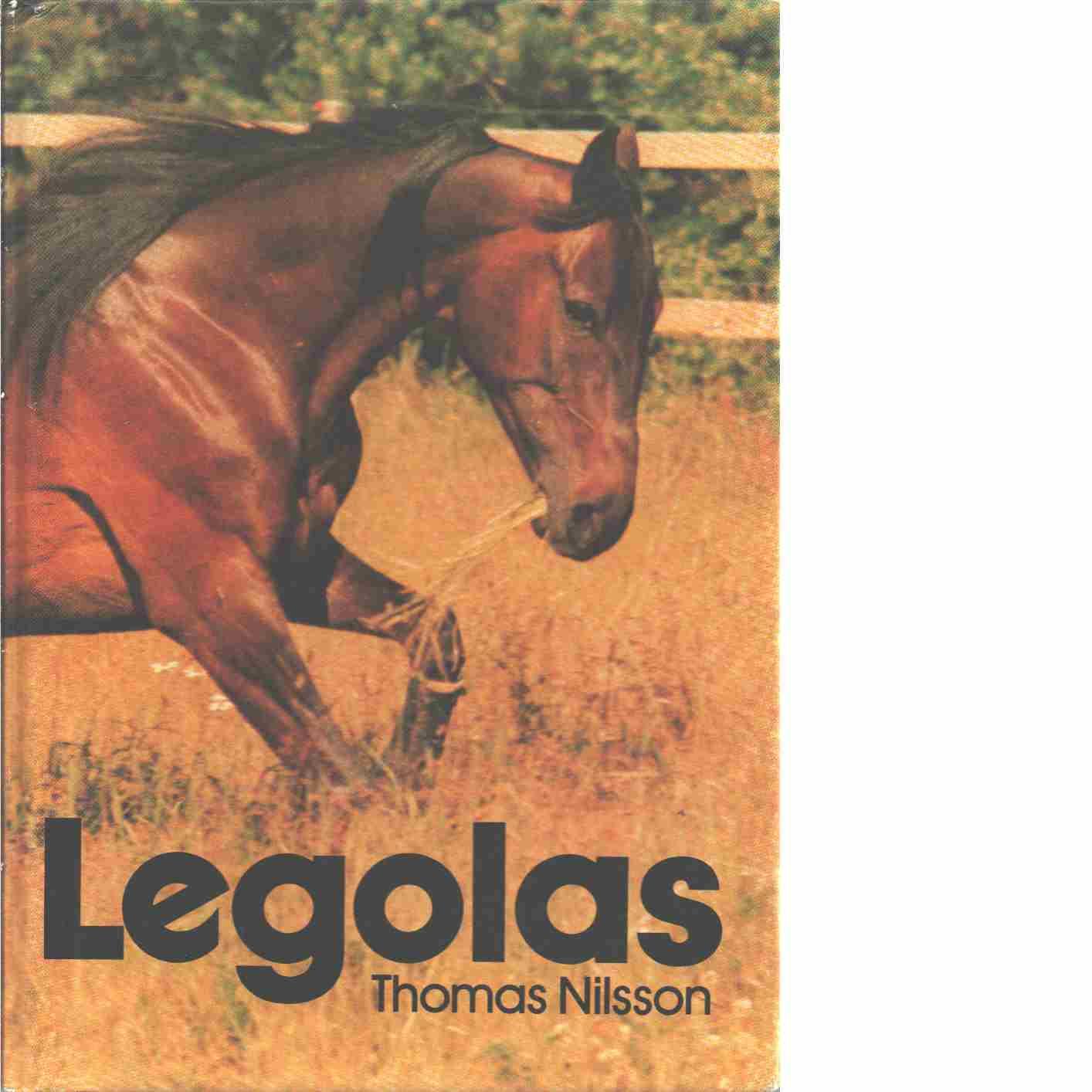 Legolas  - Nilsson, Thomas