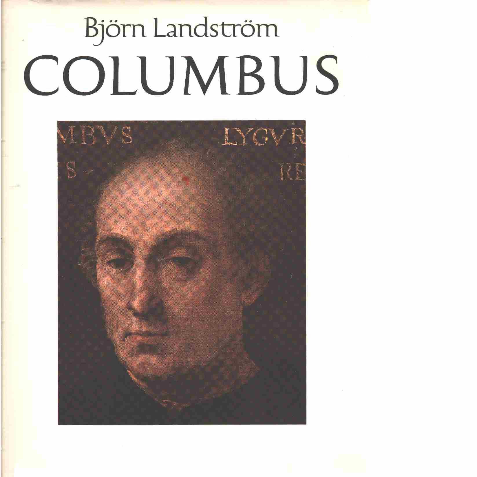 Columbus - Landström, Björn