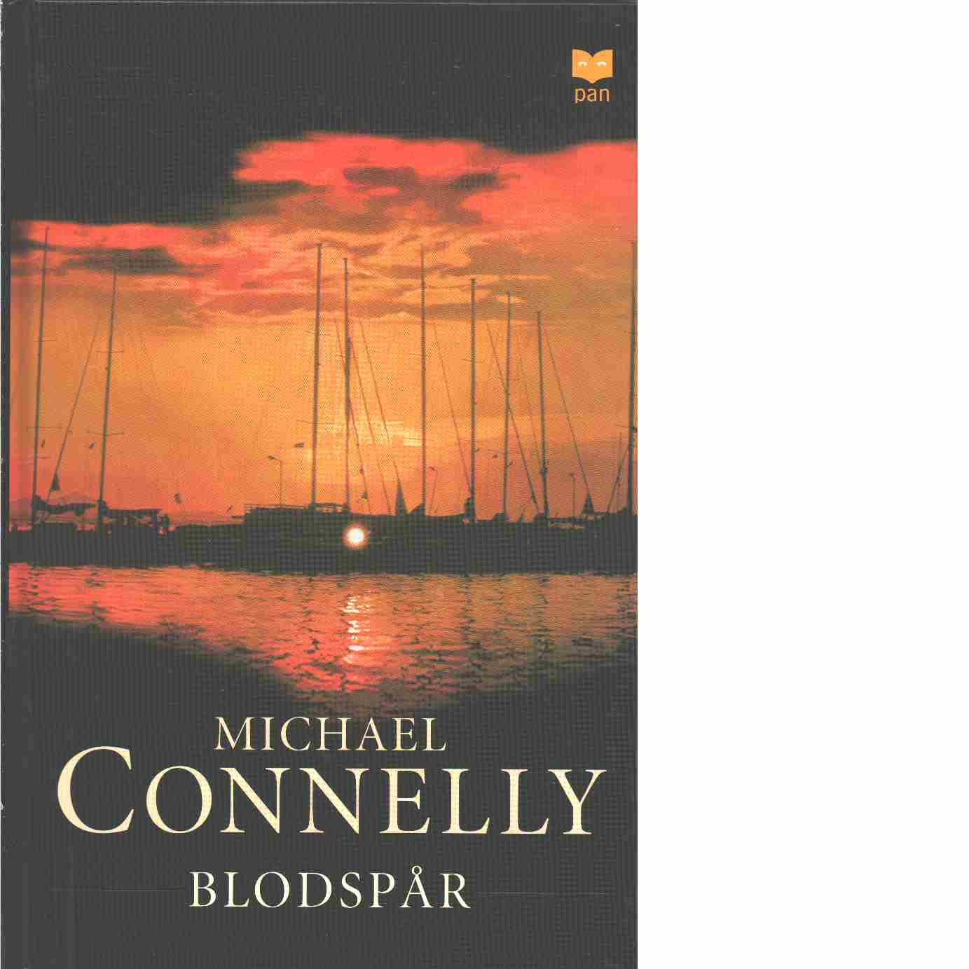 Blodspår - Connelly, Michael
