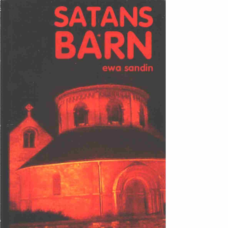 Satans barn  - Sandin, Ewa