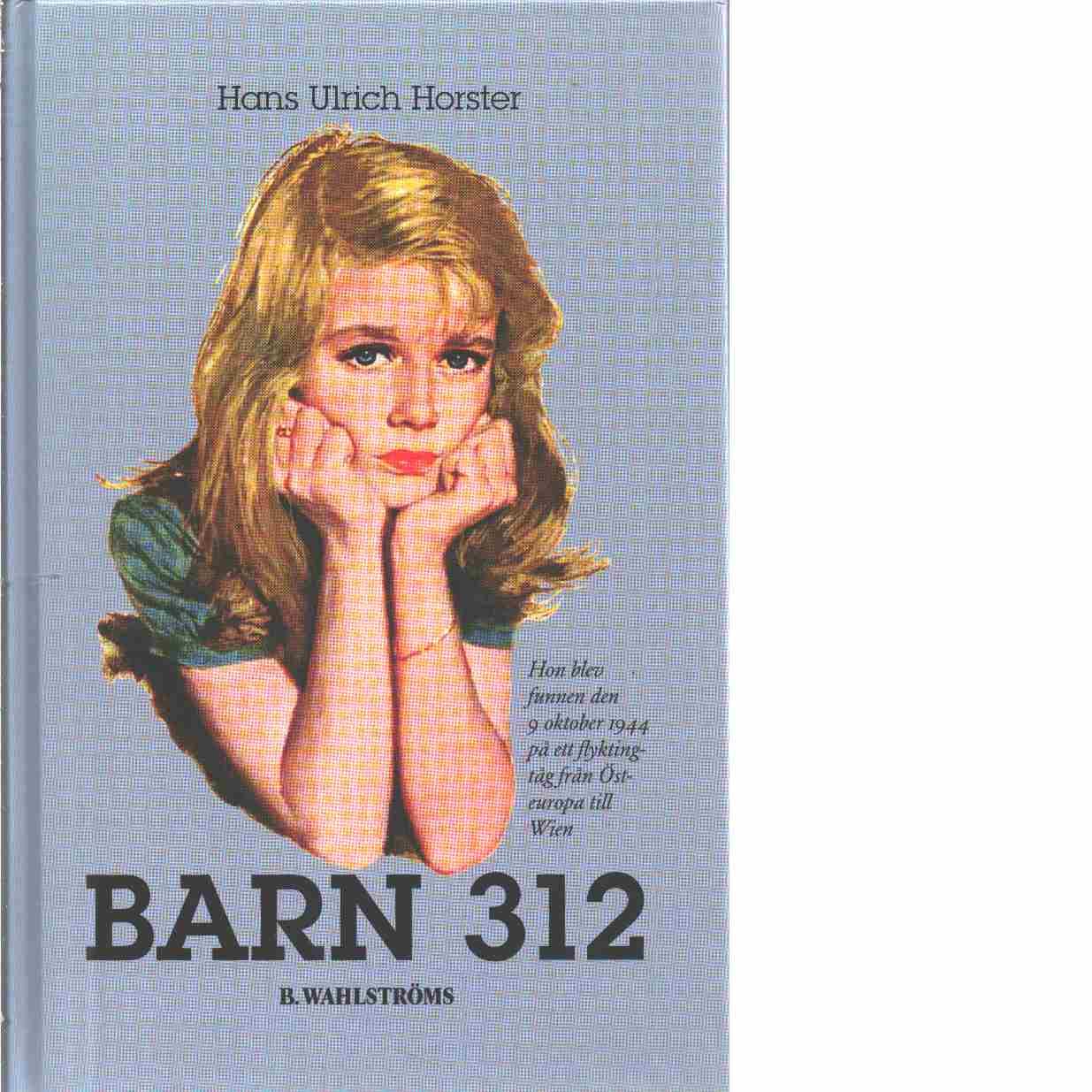 Barn 312 - Horster, Hans-Ulrich