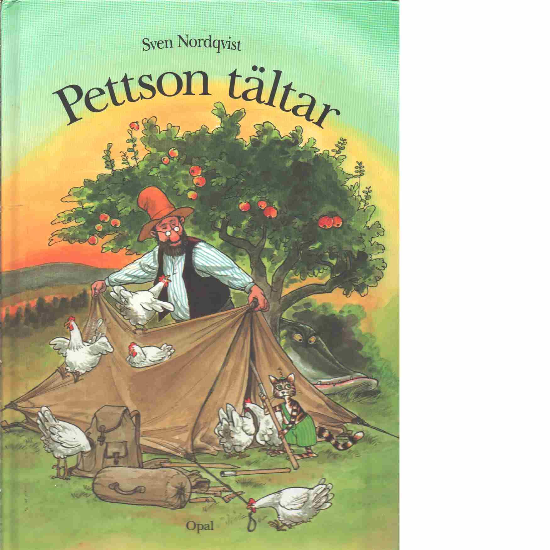 Pettson tältar | Opal