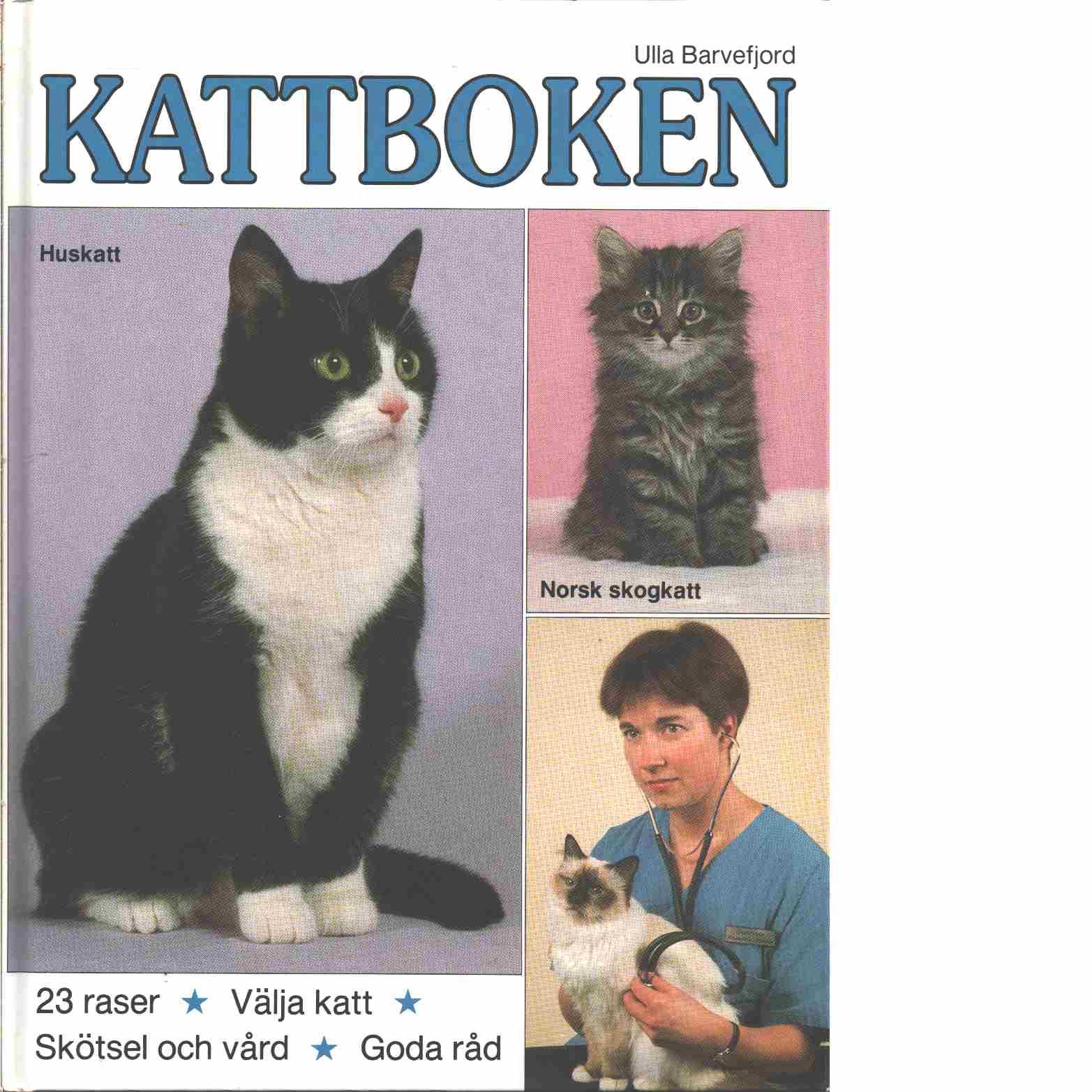 Kattboken  - Barvefjord, Ulla