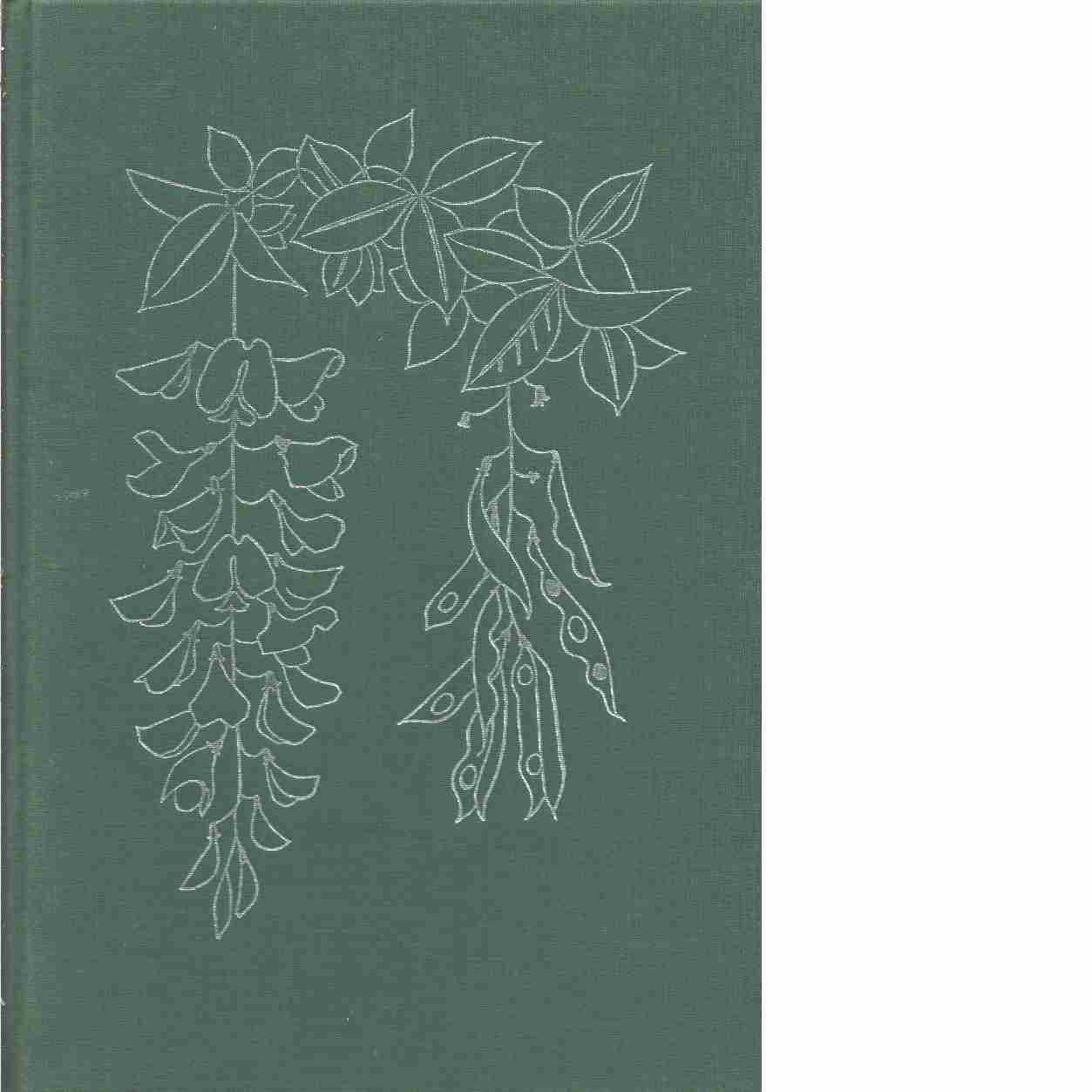 Giftiga växter i Sverige  - Fagerström, Rune