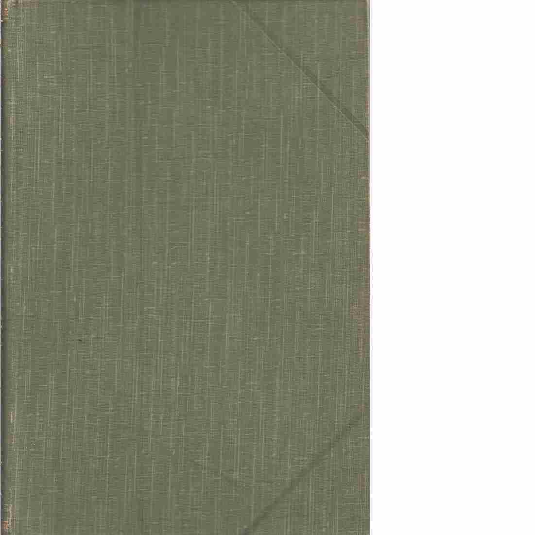 Familjen på Haapakoski : en roman från våra dagars Finland - Ahrenberg, Jac