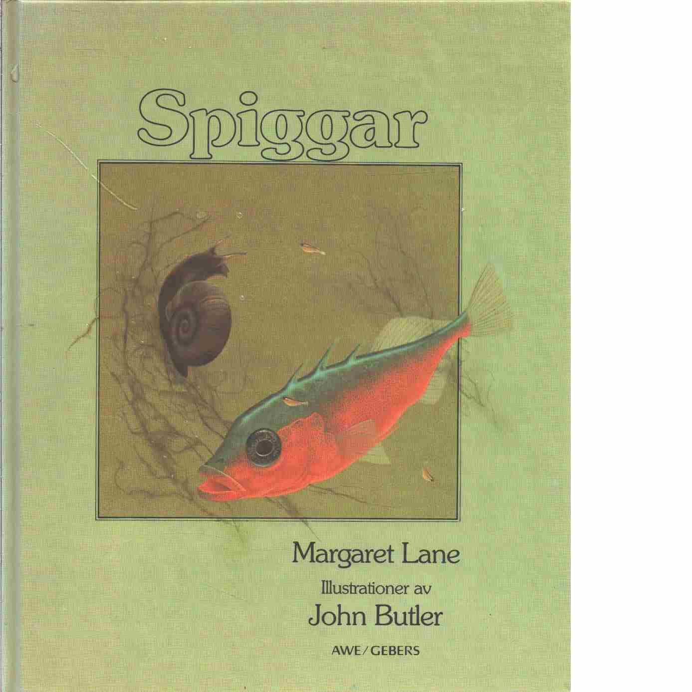 Spiggar  - Lane, Margaret