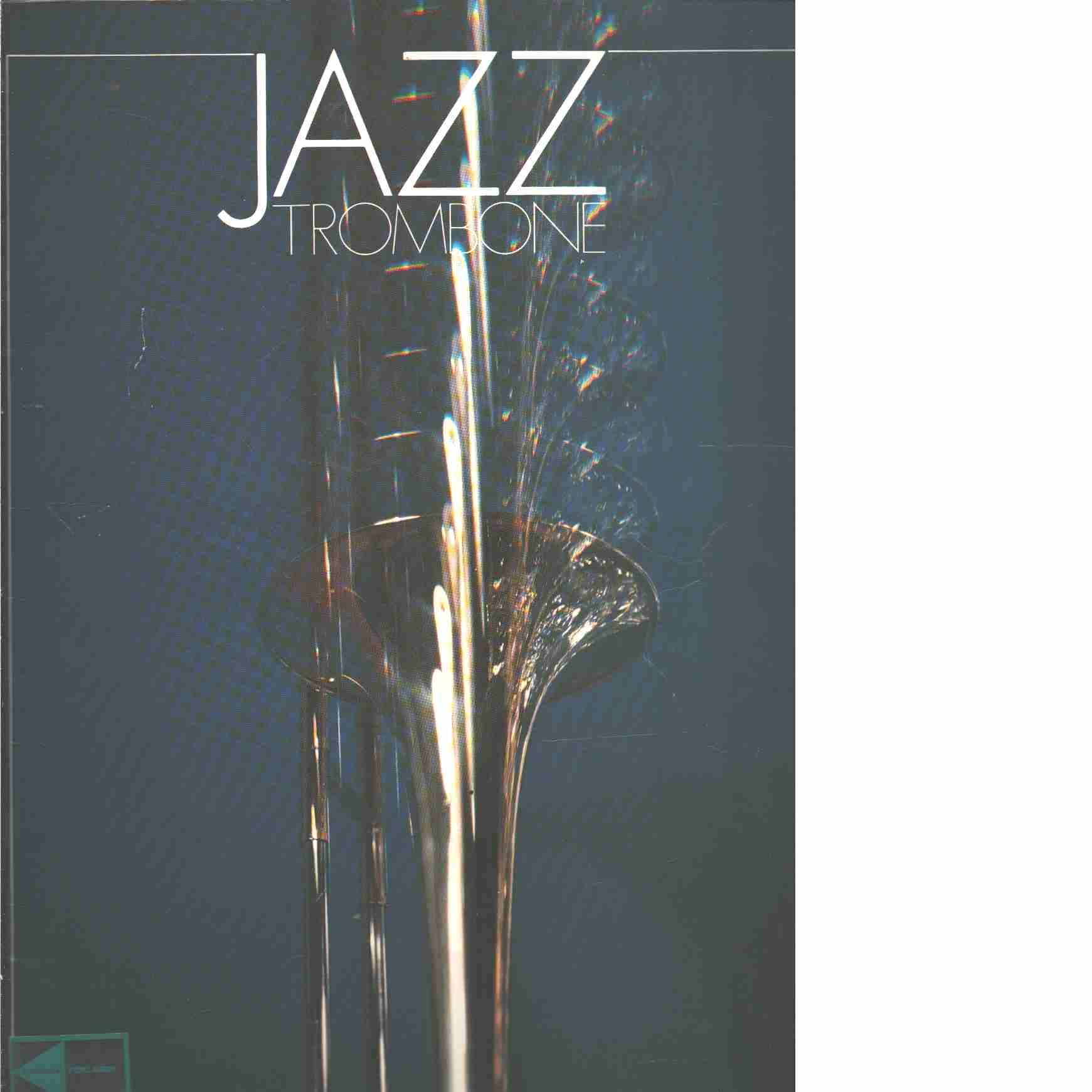 Jazz trombone - Red. Brown, John Robert