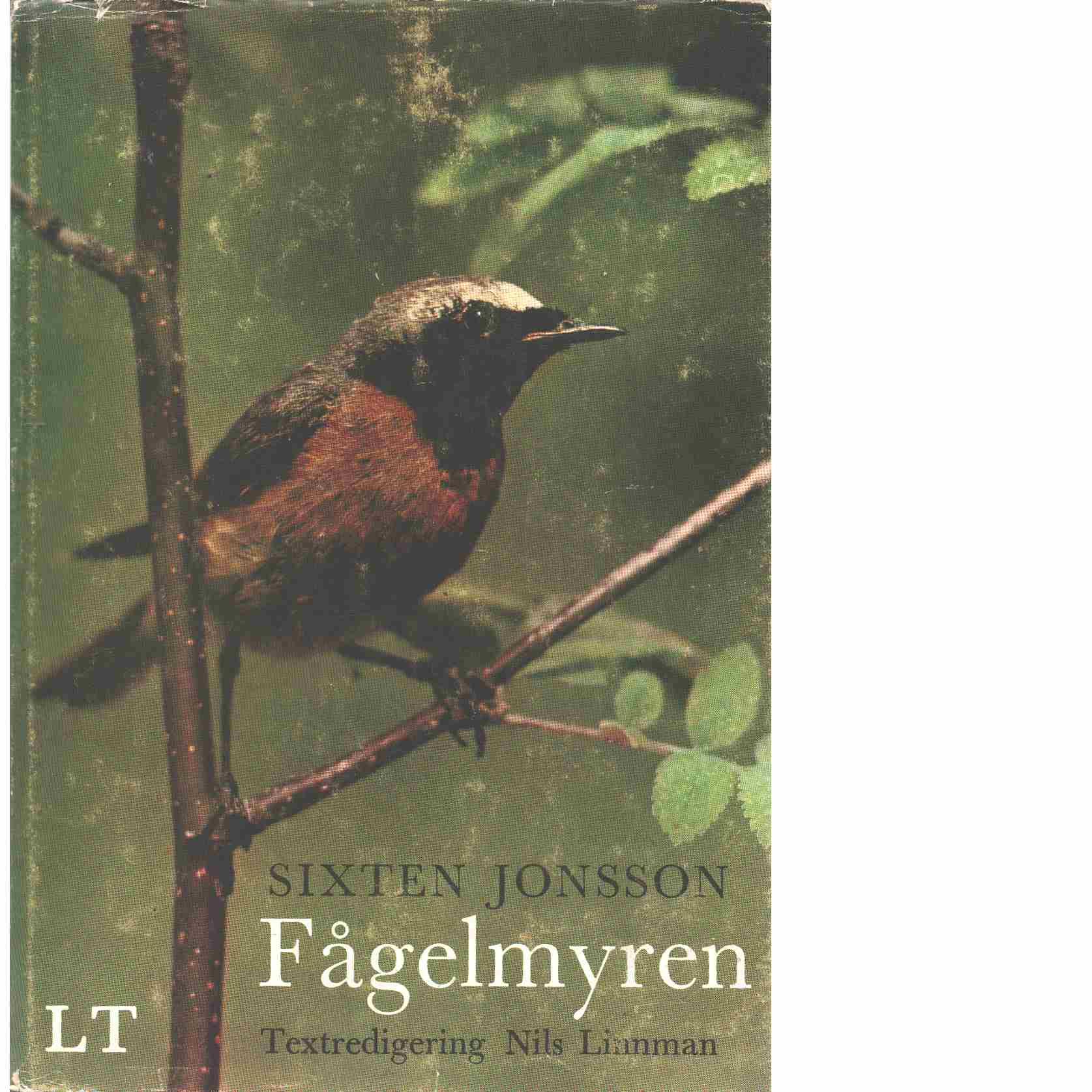 Fågelmyren - Jonsson, Sixten och Linnman, Nils
