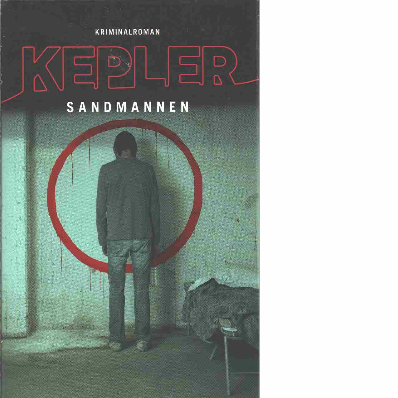 Sandmannen - Kepler, Lars