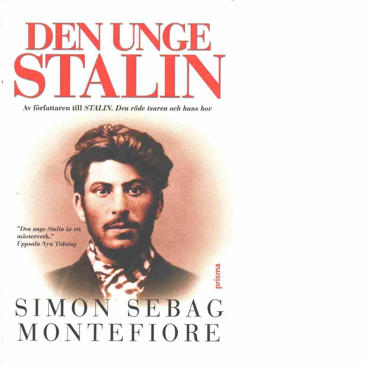 Den unge Stalin - Sebag Montefiore, Simon