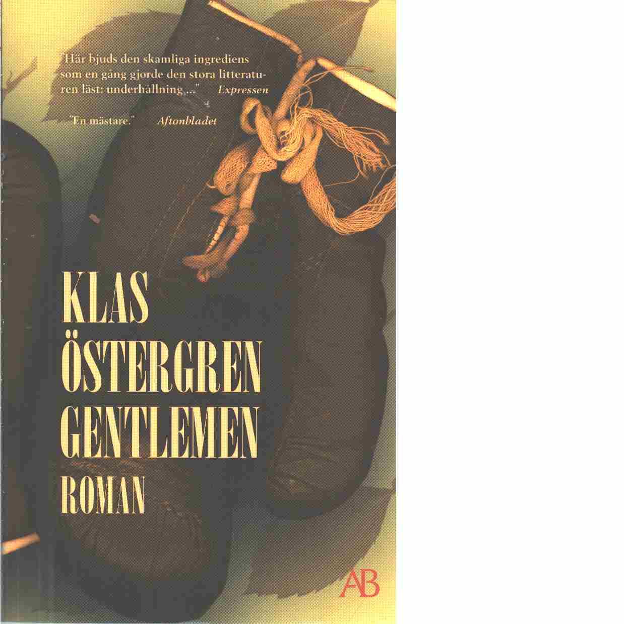 Gentlemen - Östergren, Klas