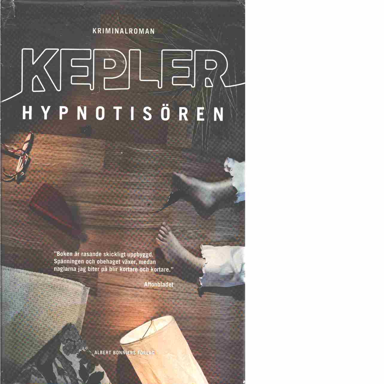 Hypnotisören - Kepler, Lars